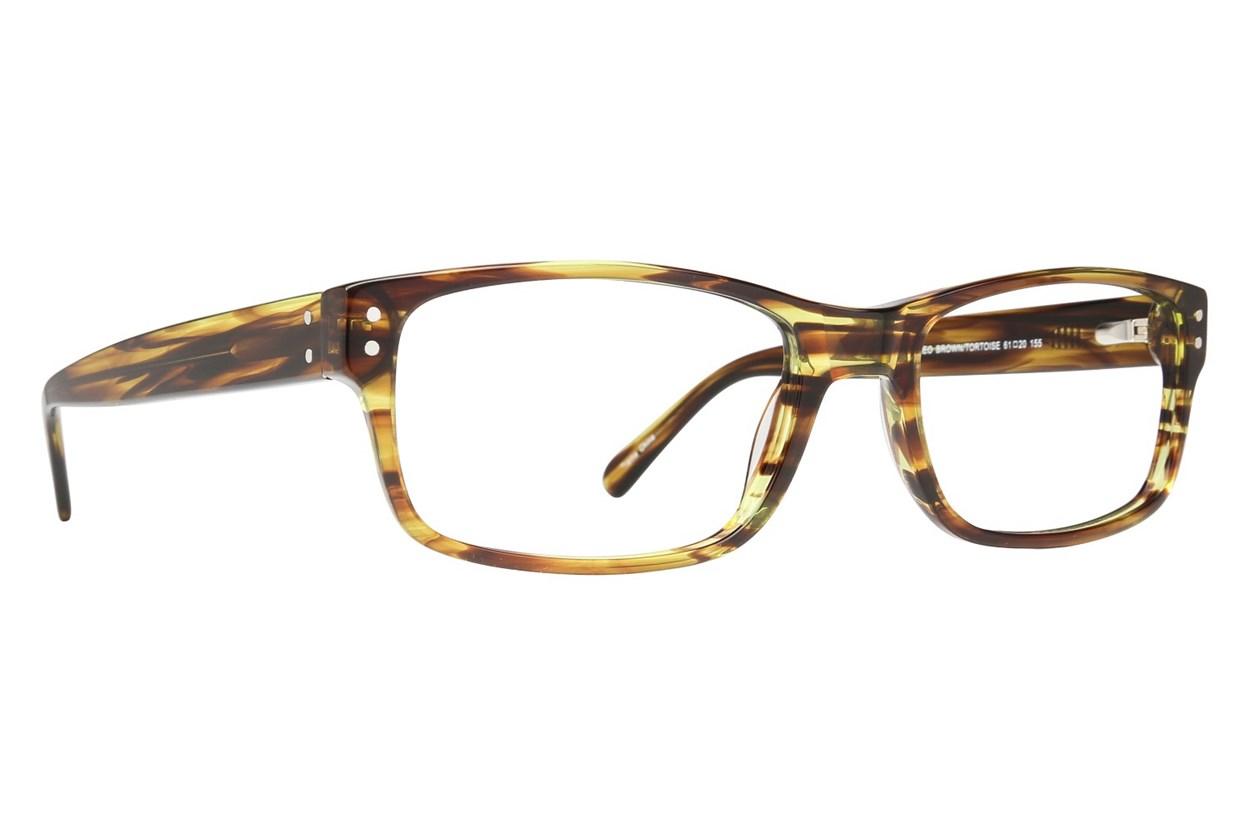 Maxx Eyewear Romeo Brown Glasses