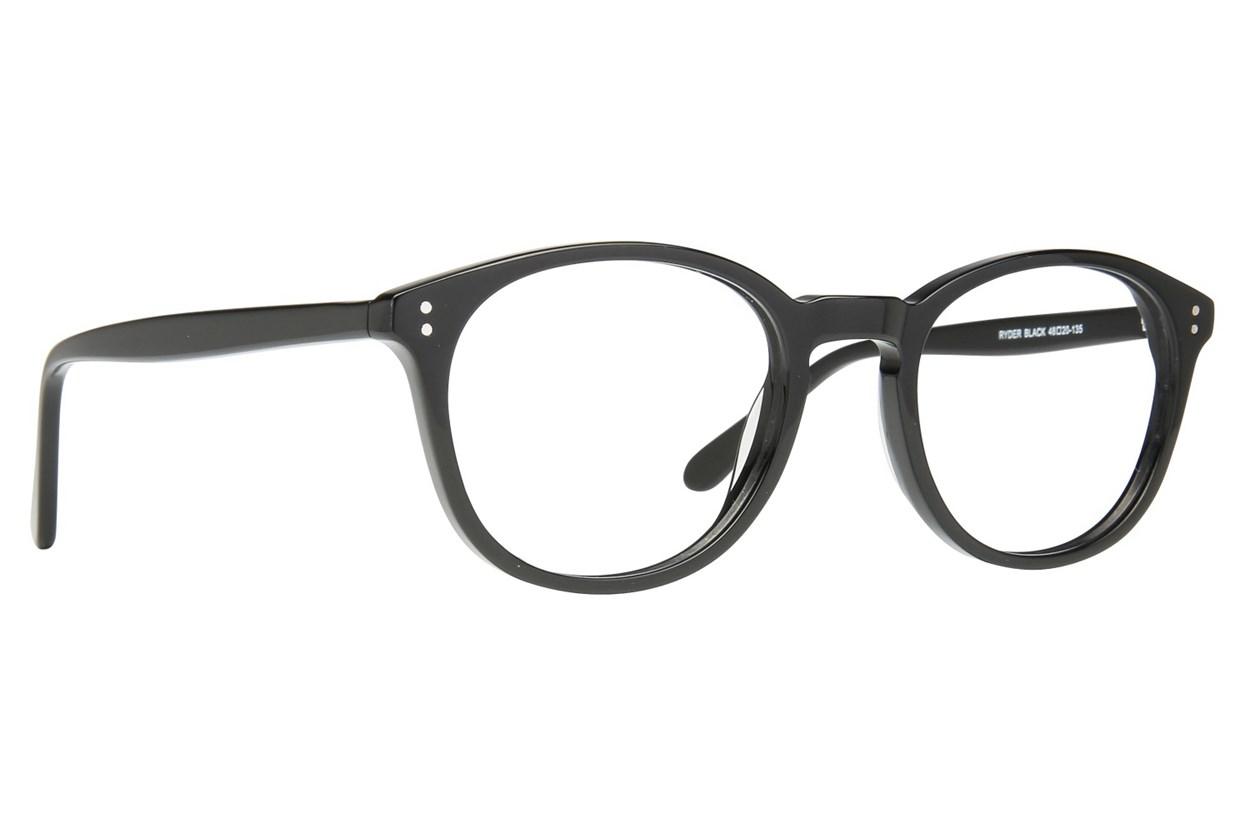 Eight To Eighty Eyewear Ryder Black Glasses
