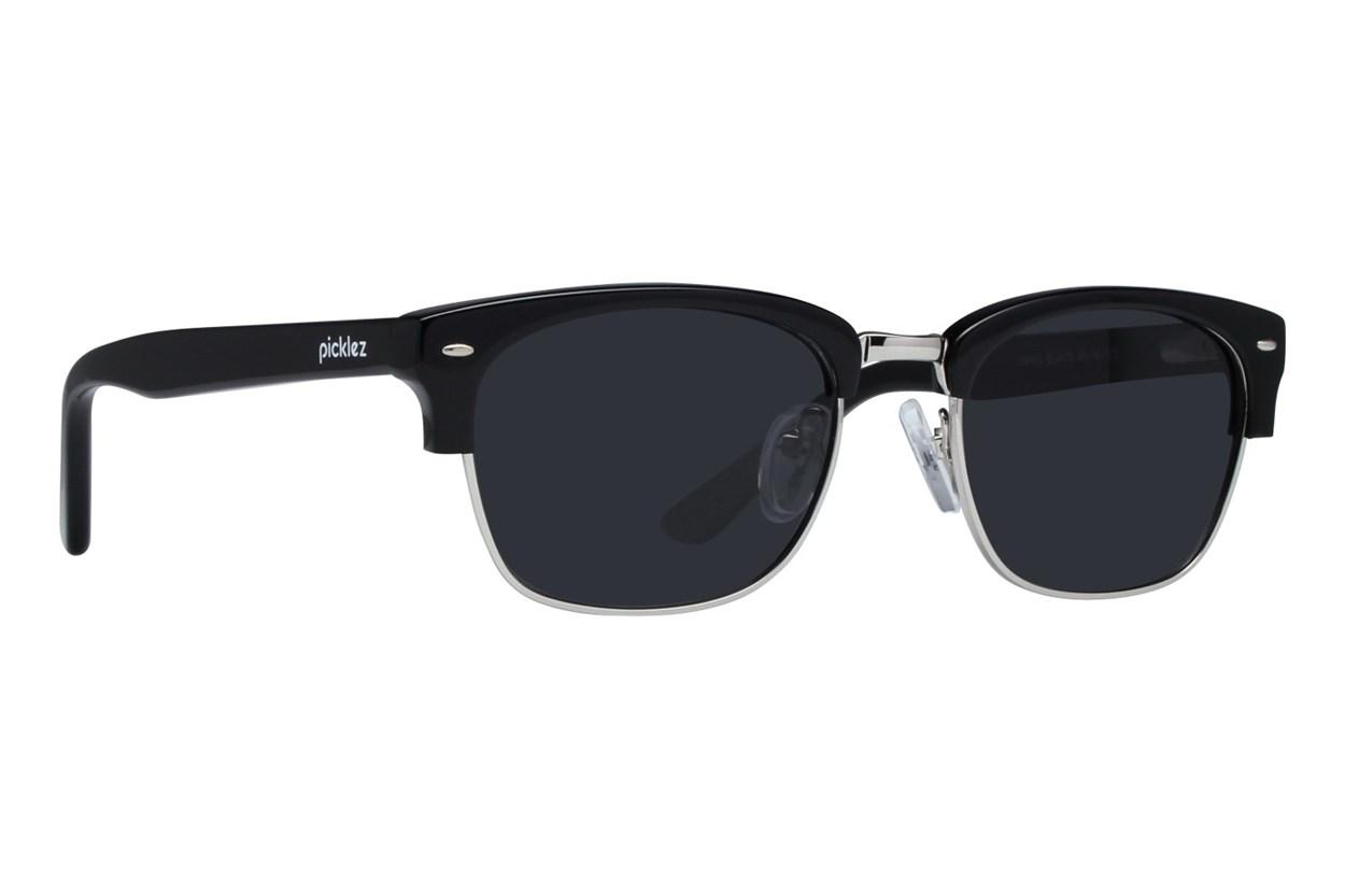 Picklez Harley Black Sunglasses