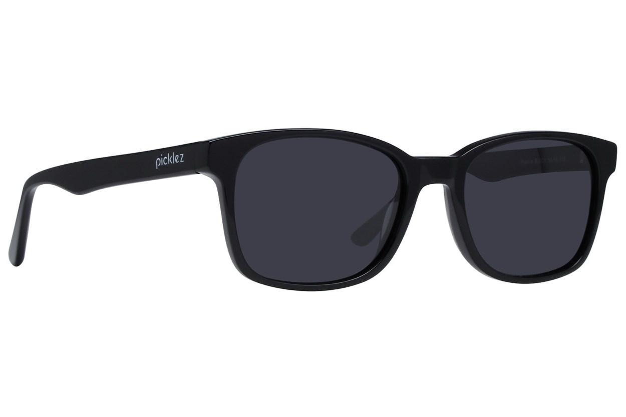 Picklez Frankie Black Sunglasses
