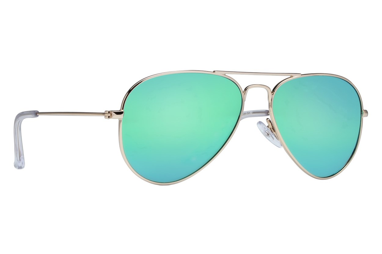 Picklez Marley Gold Sunglasses