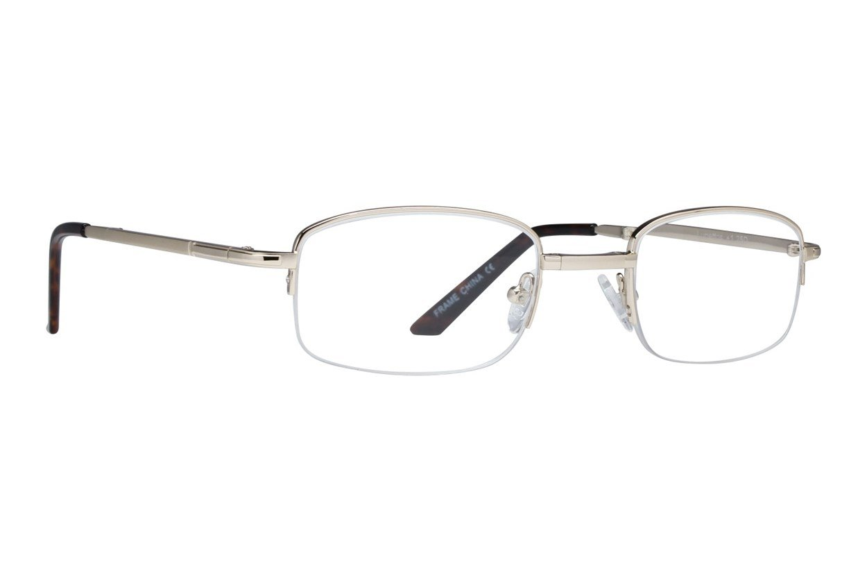 Lunettos Sirius Reading Glasses ReadingGlasses - Gold