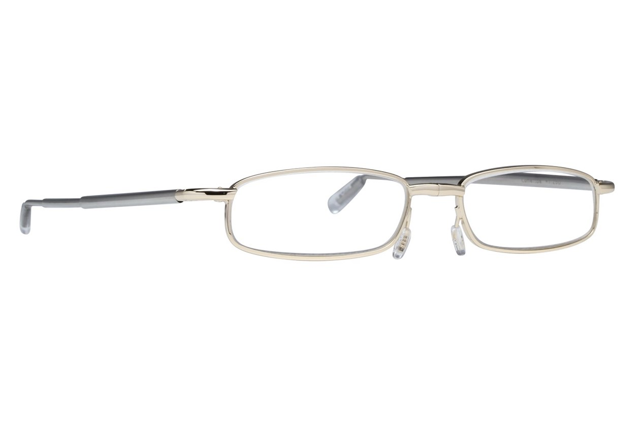 Lunettos Rigel Reading Glasses Gold ReadingGlasses