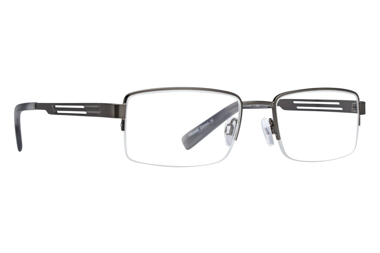 Lunettos Orion Reading Glasses ReadingGlasses - Gray