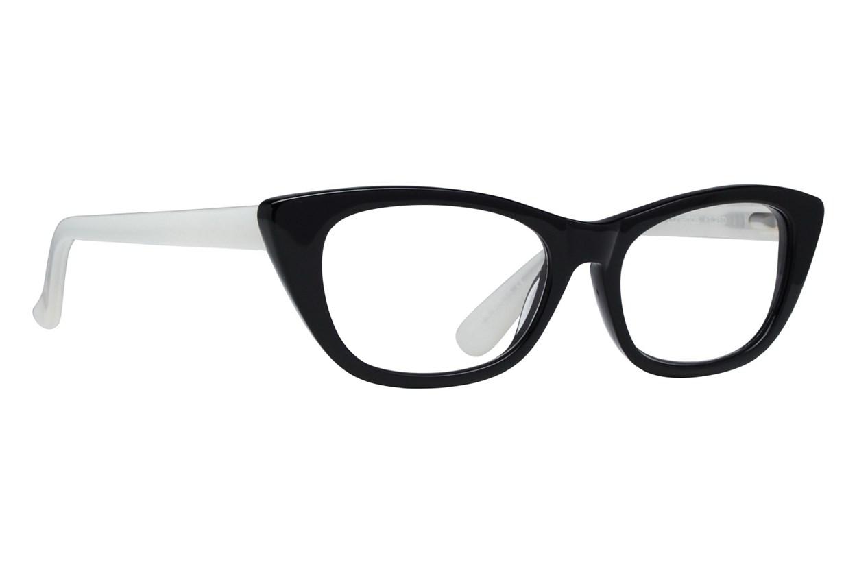 Lunettos Alya Reading Glasses Black ReadingGlasses