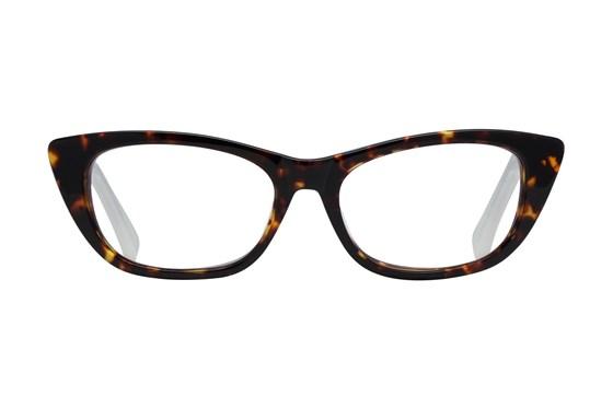 Lunettos Alya Reading Glasses Brown