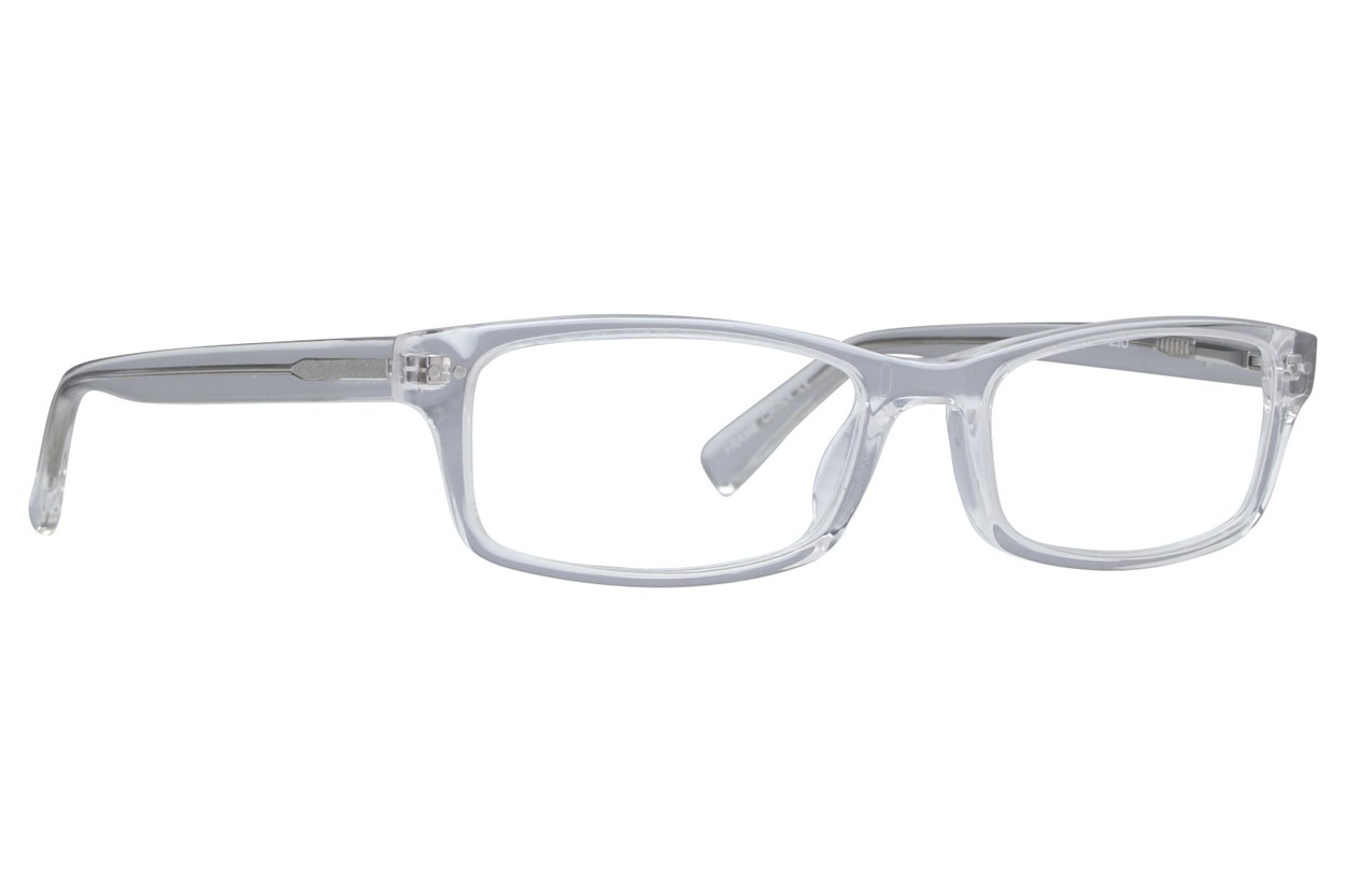 Lunettos Heze Reading Glasses Clear