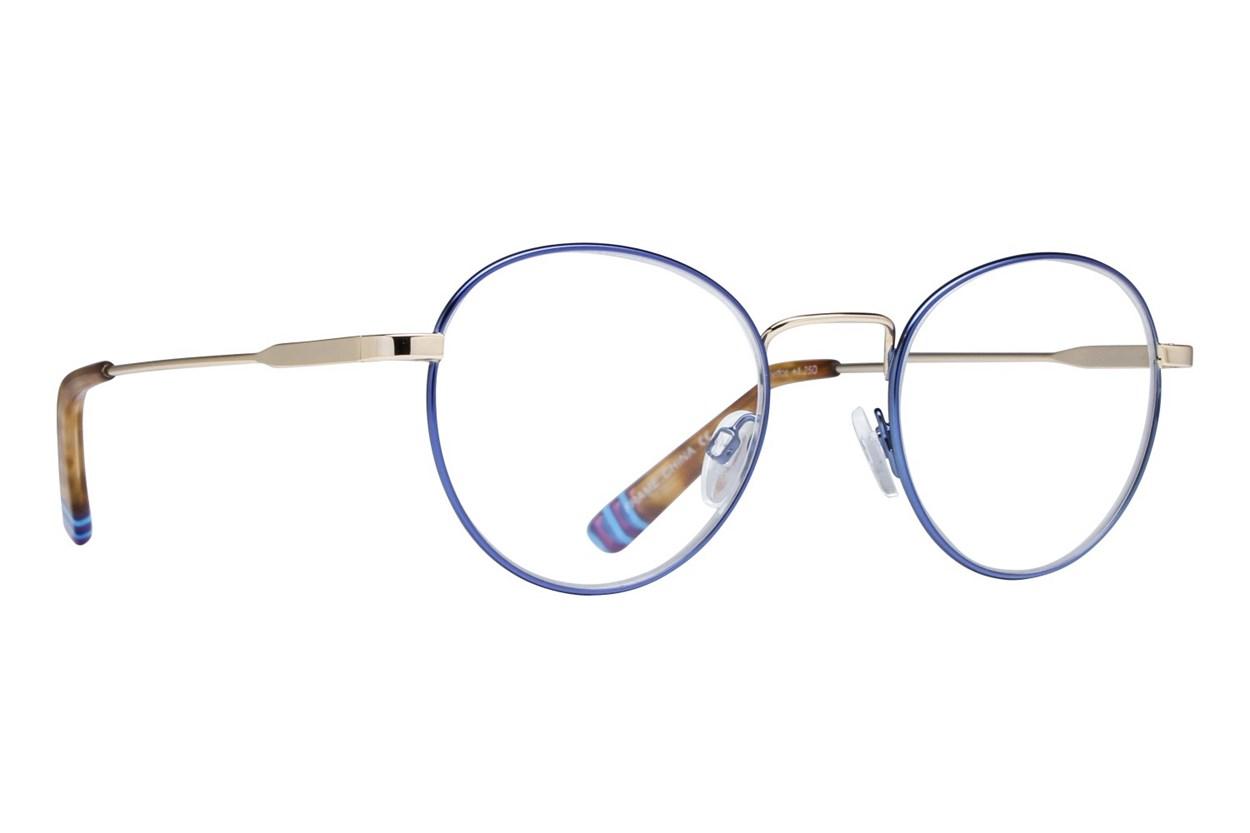 Lunettos Baham Reading Glasses Blue ReadingGlasses