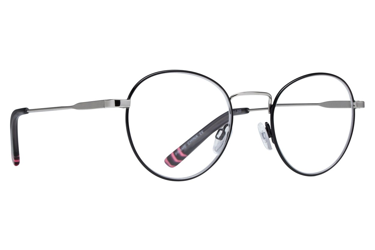 Lunettos Baham Reading Glasses Black