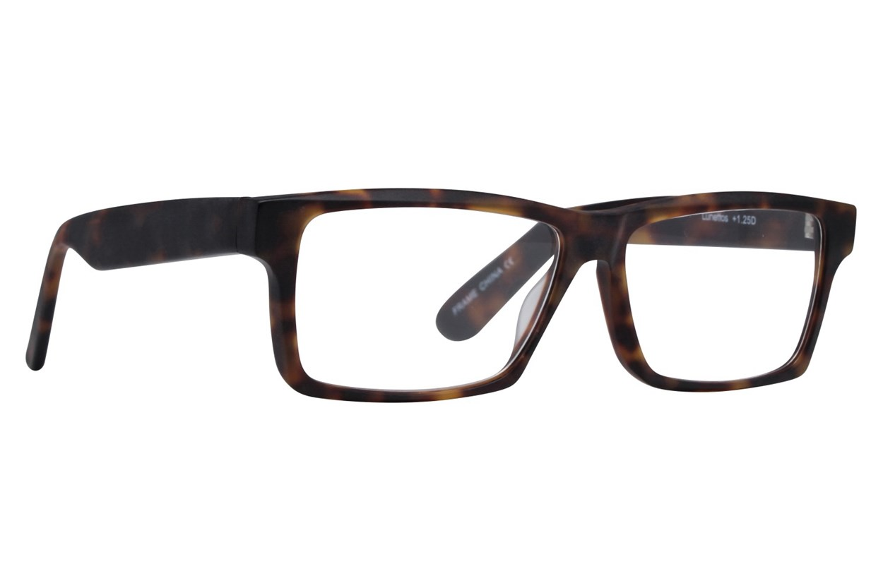 Lunettos Taurus Reading Glasses ReadingGlasses - Tortoise