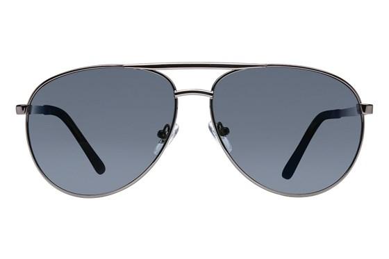 Anarchy Air Boss Polarized Gray Sunglasses