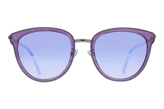 Angel Persephone Purple Sunglasses