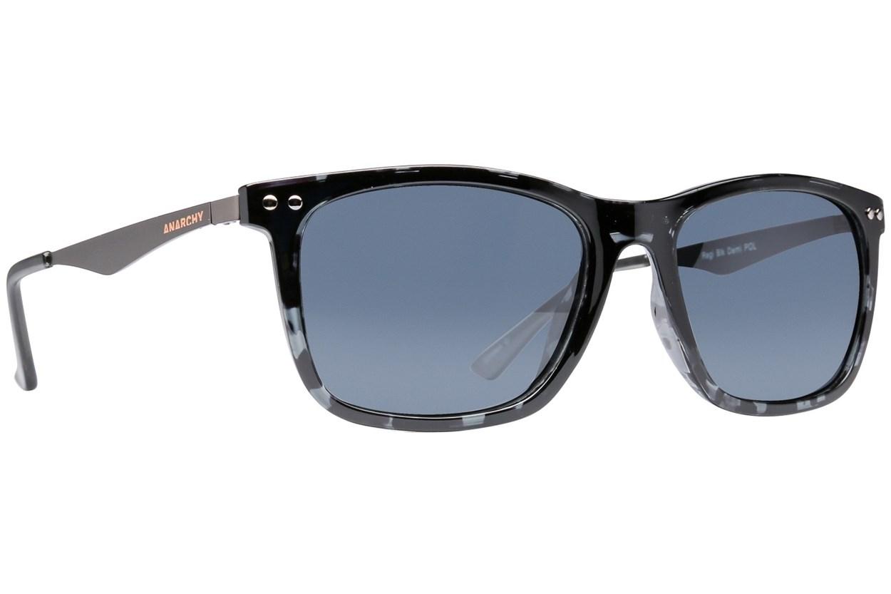 Anarchy Regi Polarized Black Sunglasses