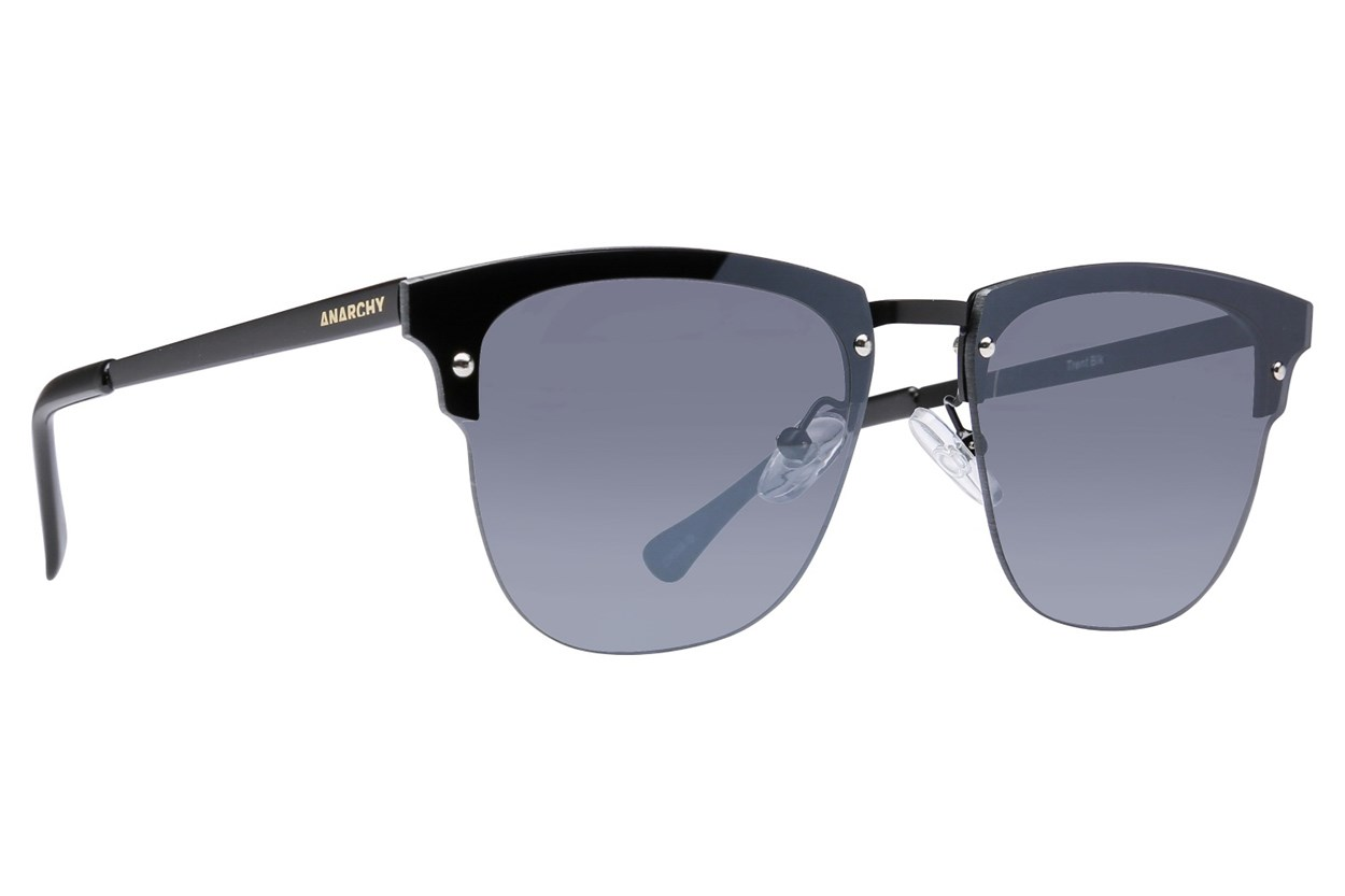 Anarchy Trent Black Sunglasses