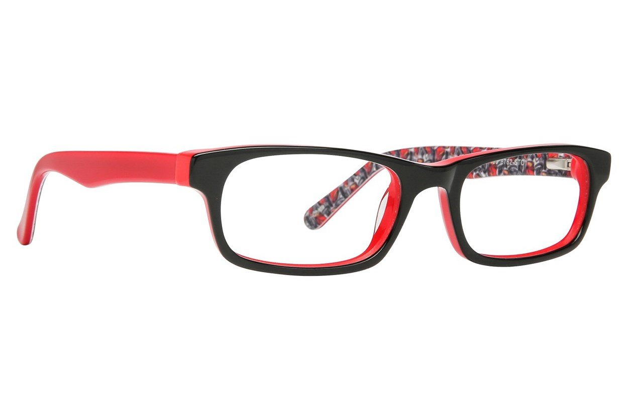 Disney Cars CAE2 Black Glasses