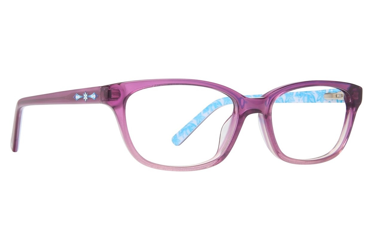 Disney Frozen FZE2 Purple Glasses