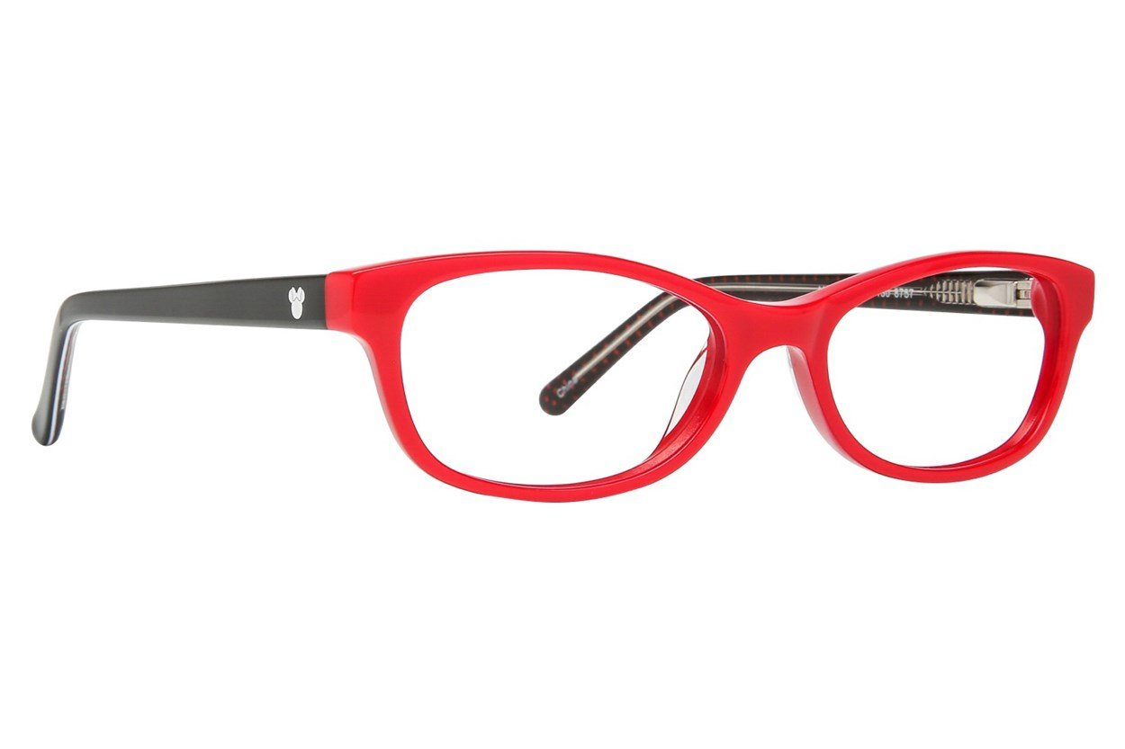 Disney Minnie Mouse MEE4 Red Glasses