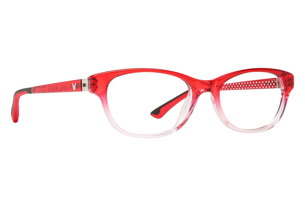 Disney Minnie Mouse MEE3 Red Glasses