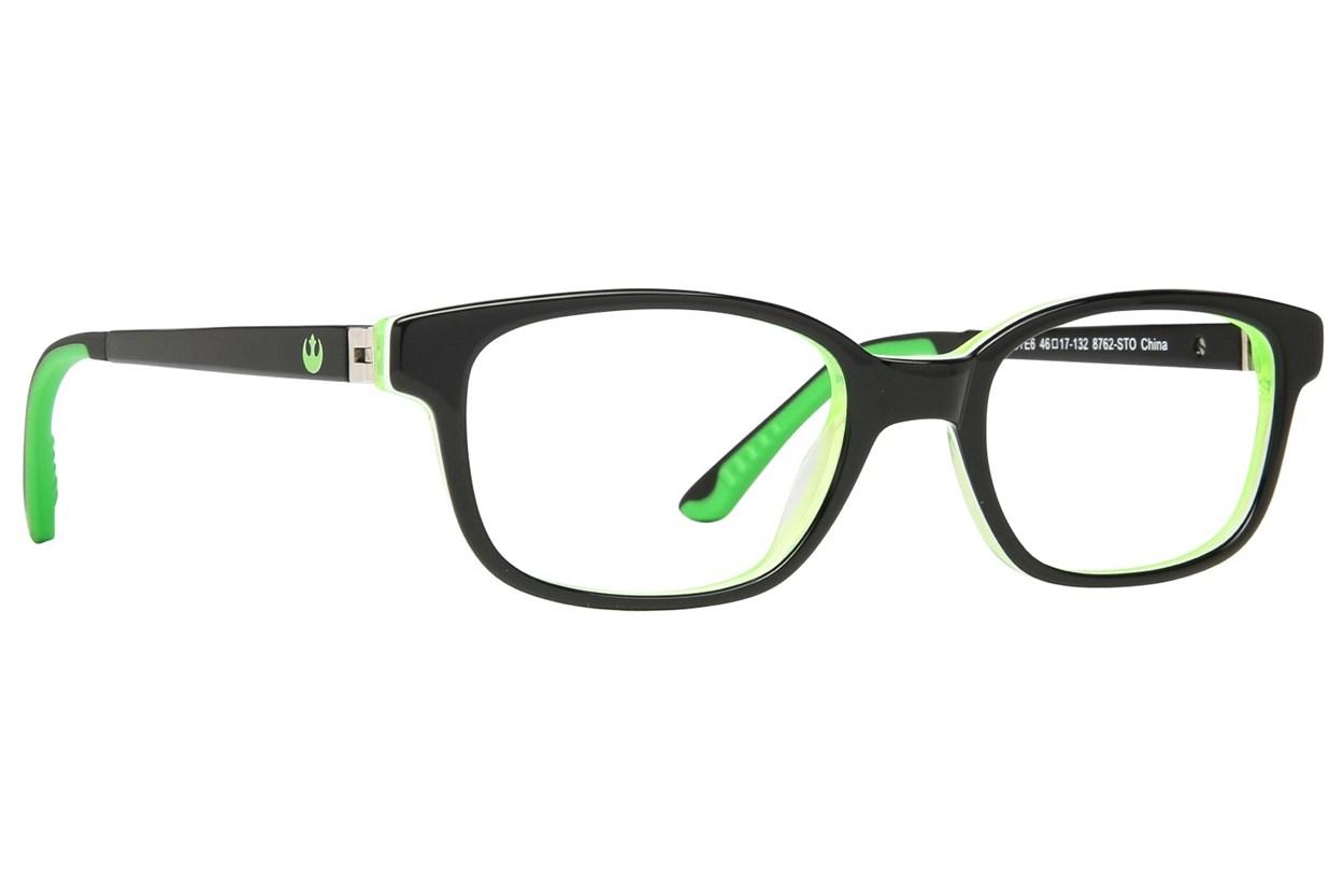 Star Wars STE6 Black Glasses