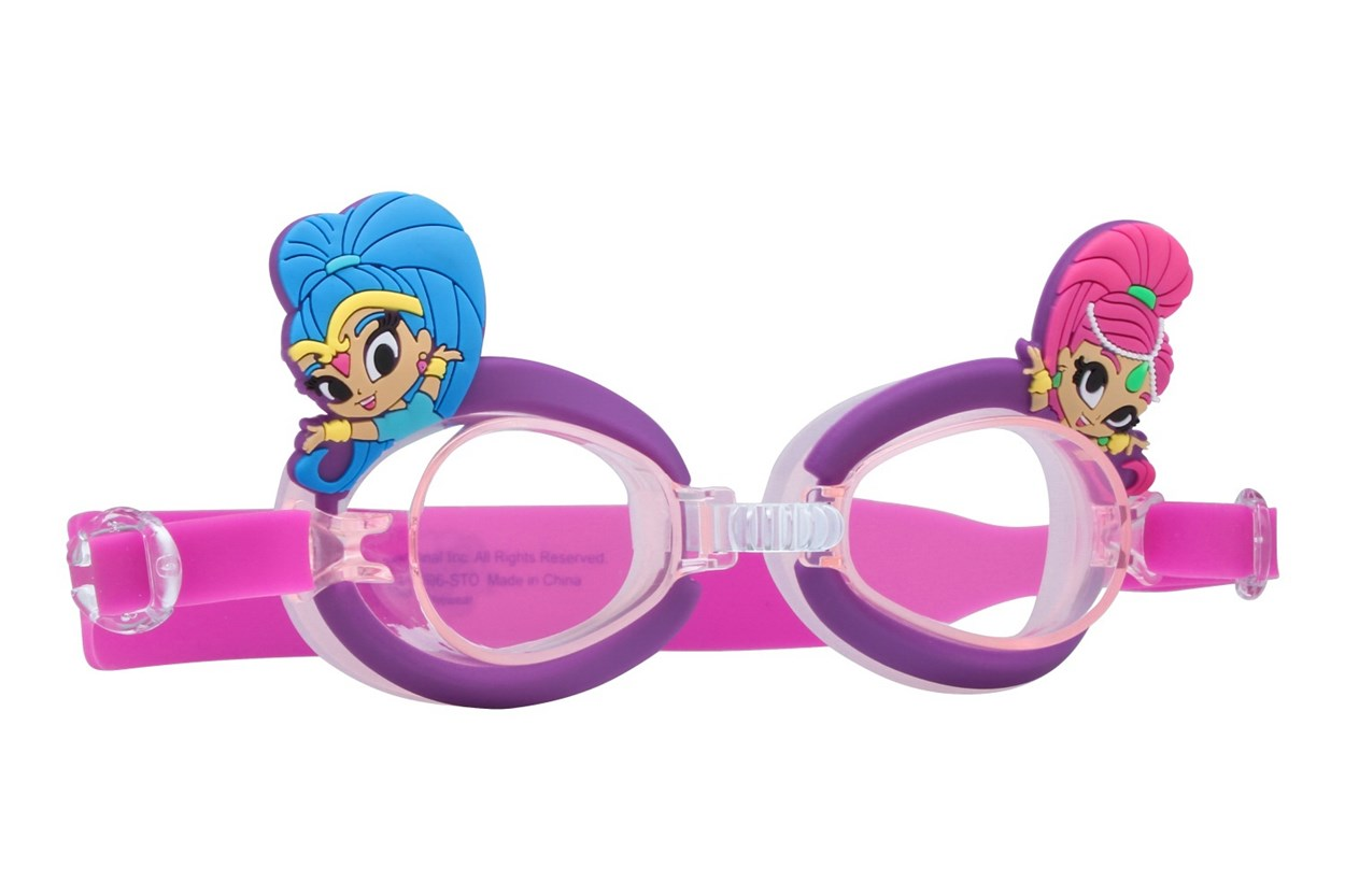Nickelodeon Shimmer and Shine Swim Goggles Pink SwimmingGoggles