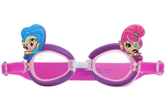 Nickelodeon Shimmer and Shine Swim Goggles Pink SwimmingGoggles
