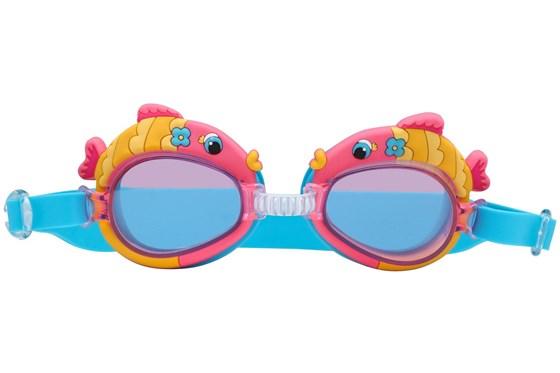 Fish Swim Goggles Orange SwimmingGoggles