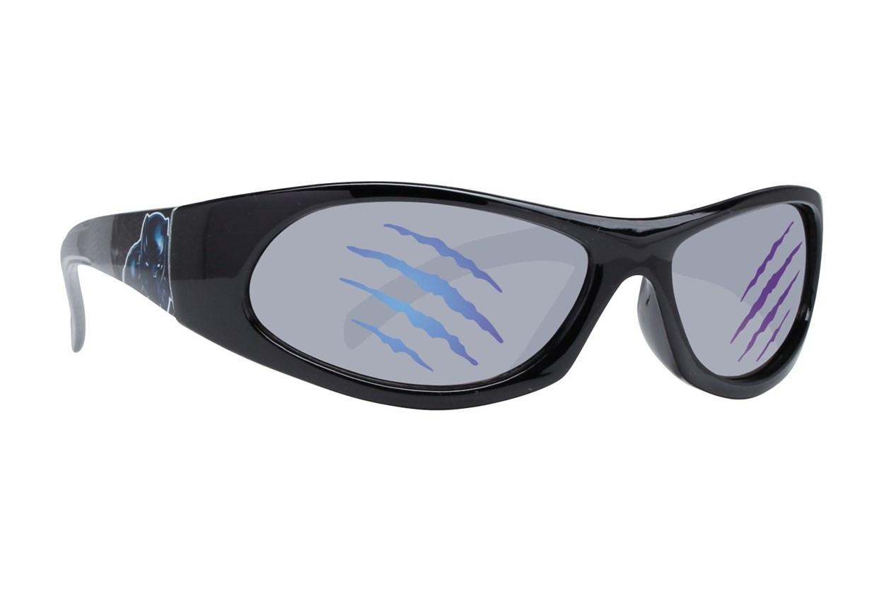 Marvel Black Panther BP00018 Blue Sunglasses