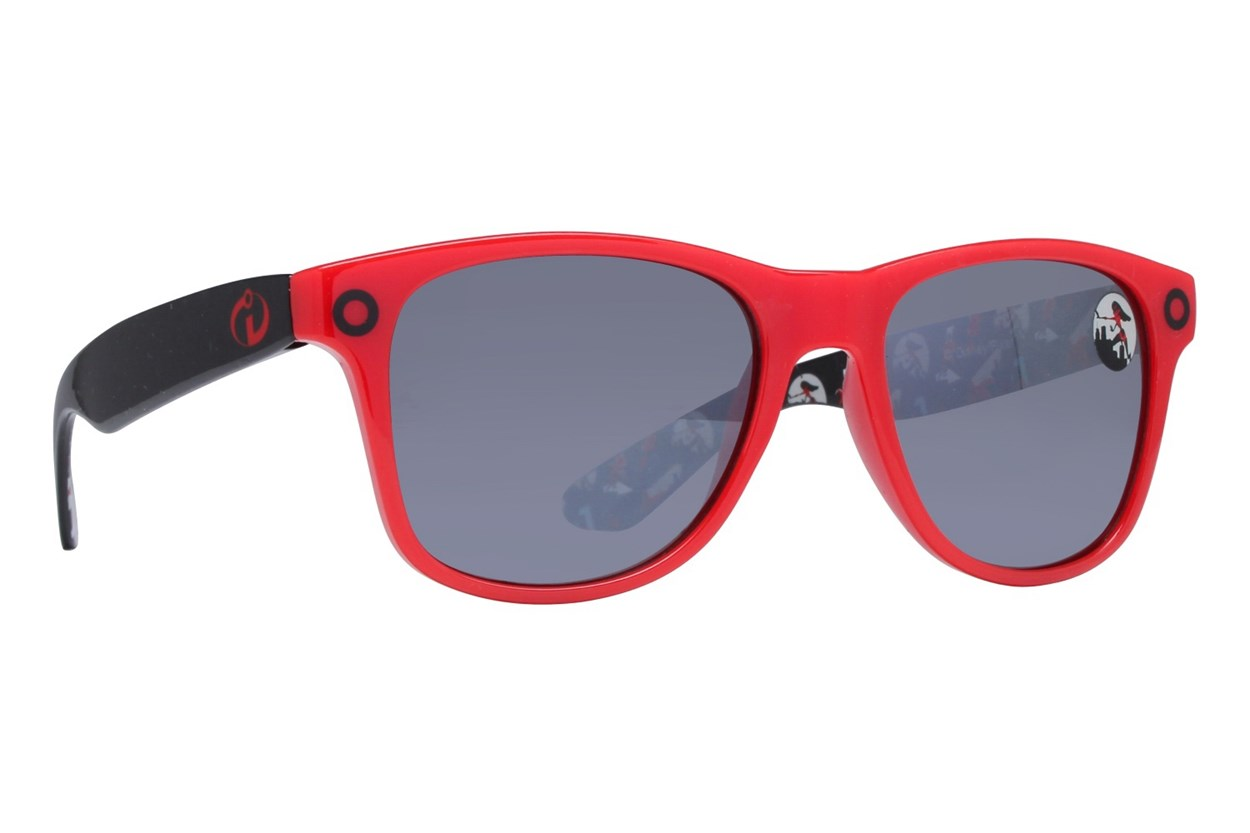 Disney Incredibles IN00018 Sunglasses - Red
