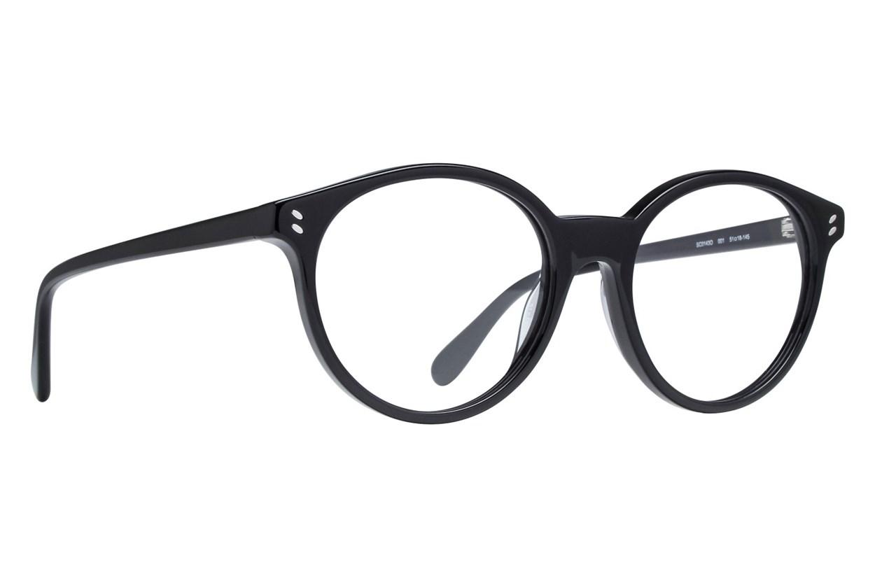 Stella Mccartney SC0143O Black Glasses
