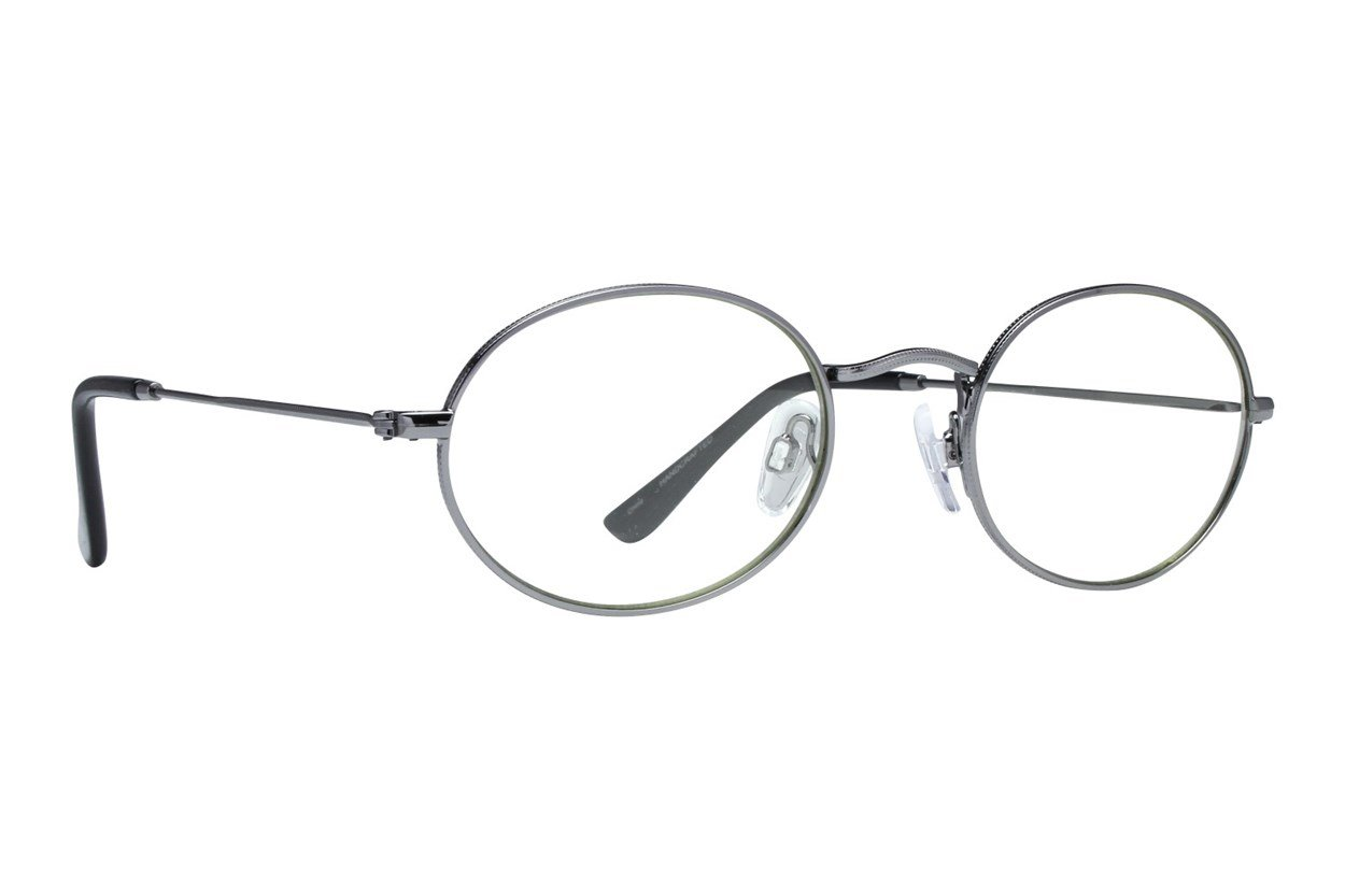 Prive Revaux The Douglas Eyeglasses - Silver