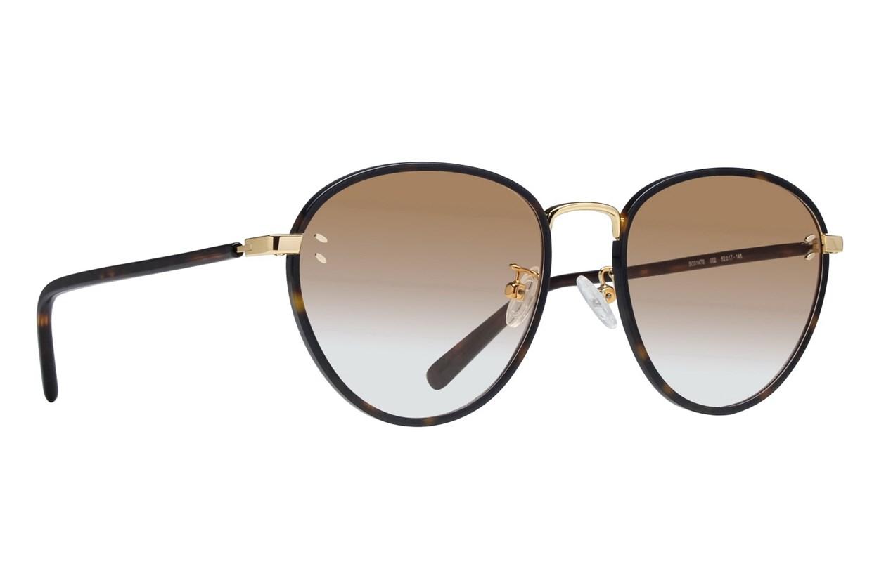 Stella Mccartney SC0147S Gold Sunglasses