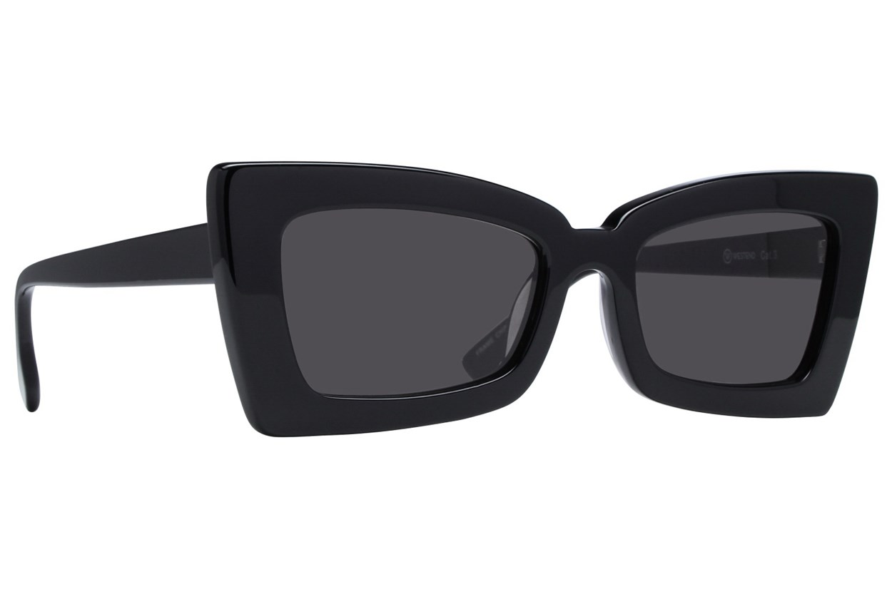 Westend Bexley Black Sunglasses