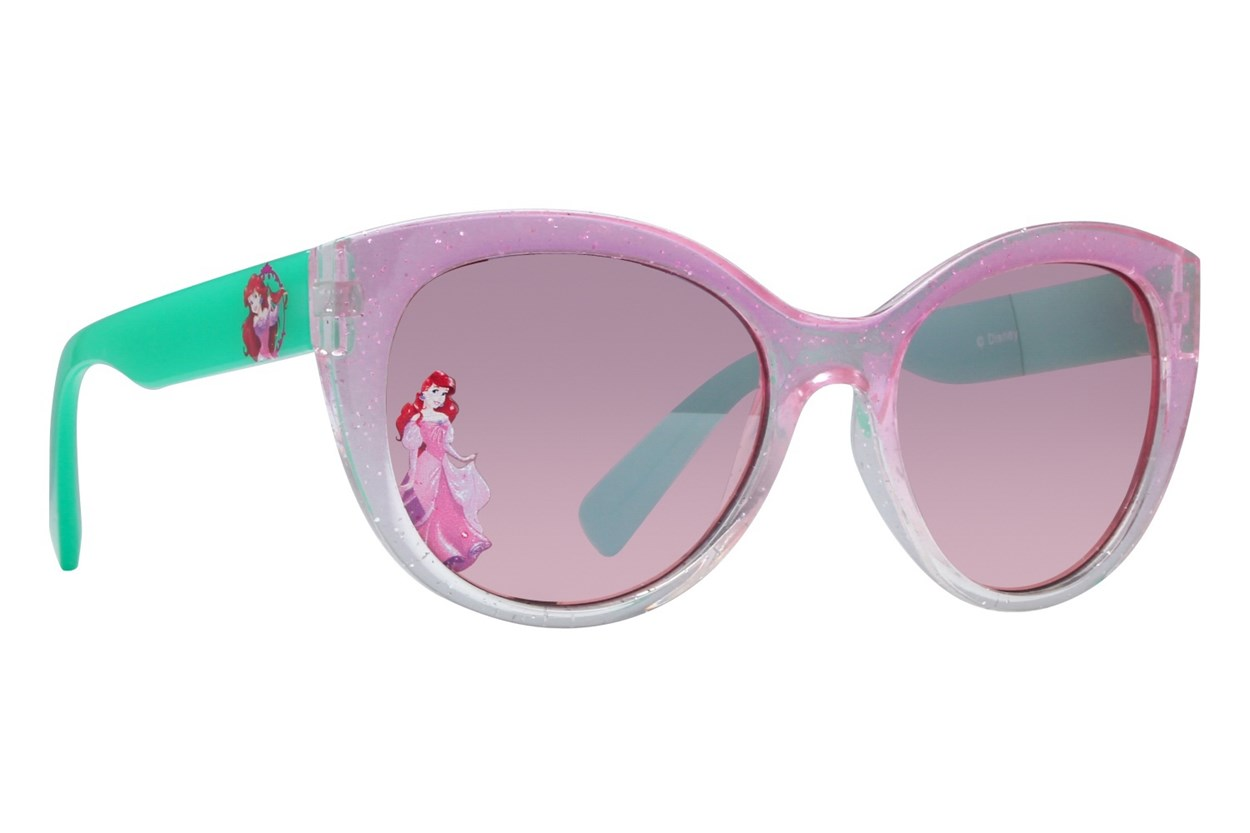 Disney Little Mermaid LM015 Sunglasses - Pink