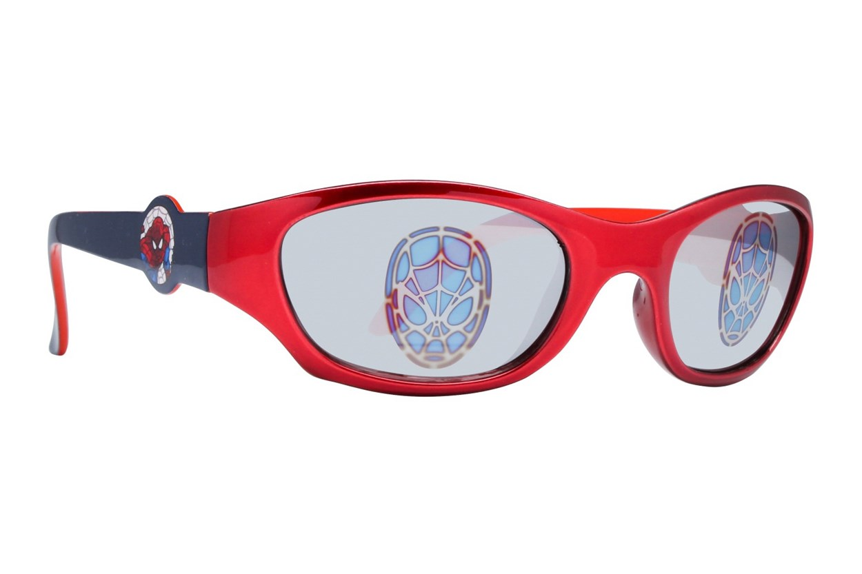 Marvel Spider-Man SM069 Red Sunglasses