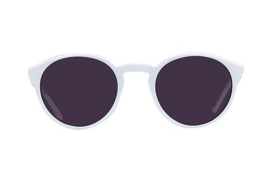 Westend Brookside Woods White Sunglasses