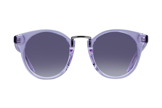 Westend Clintonville Purple Sunglasses