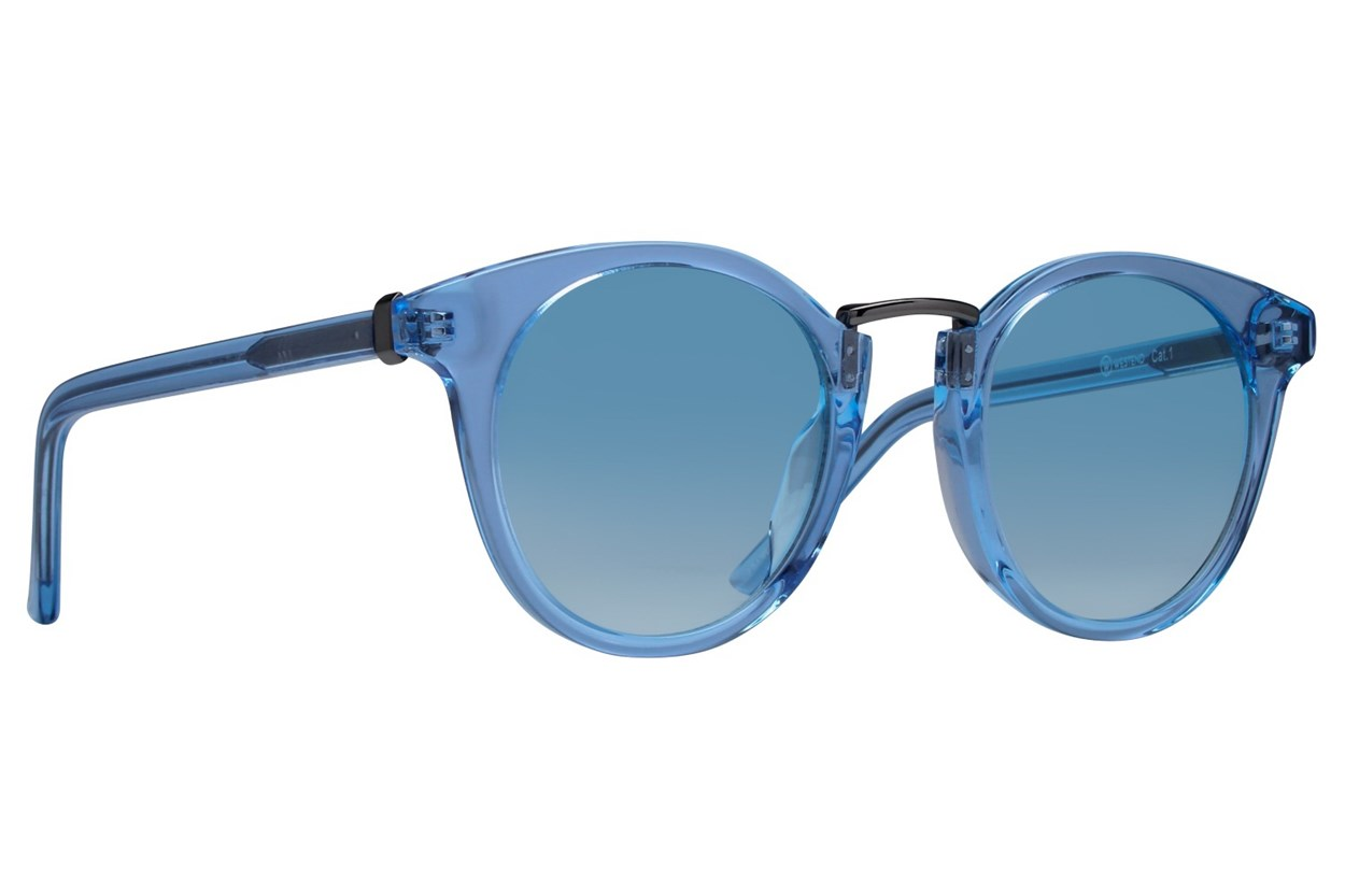 Westend Clintonville Blue Sunglasses