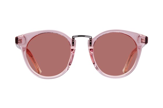 Westend Clintonville Pink Sunglasses