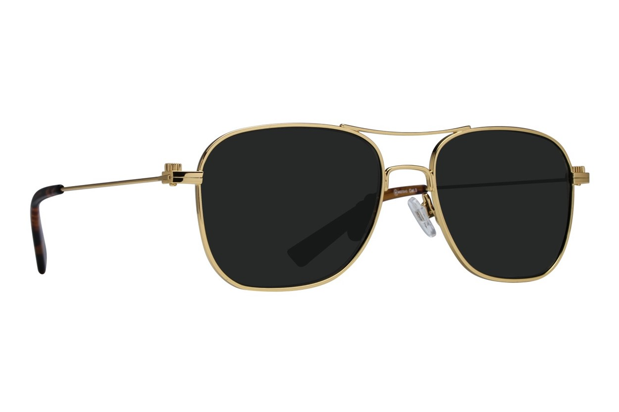 Westend Franklin Park Sunglasses - Gold