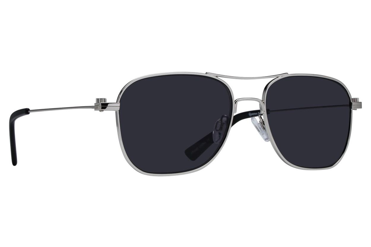 Westend Franklin Park Silver Sunglasses