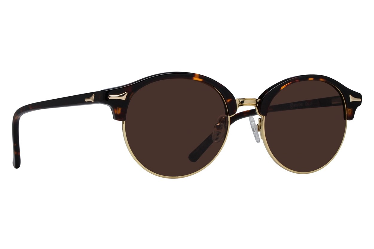 Westend German Village Tortoise Sunglasses