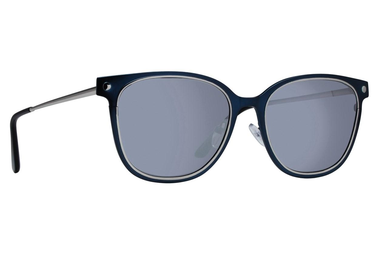 Westend Glacier Ridge Blue Sunglasses