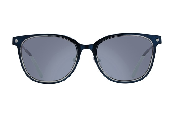 Westend Glacier Ridge Blue Sunglasses