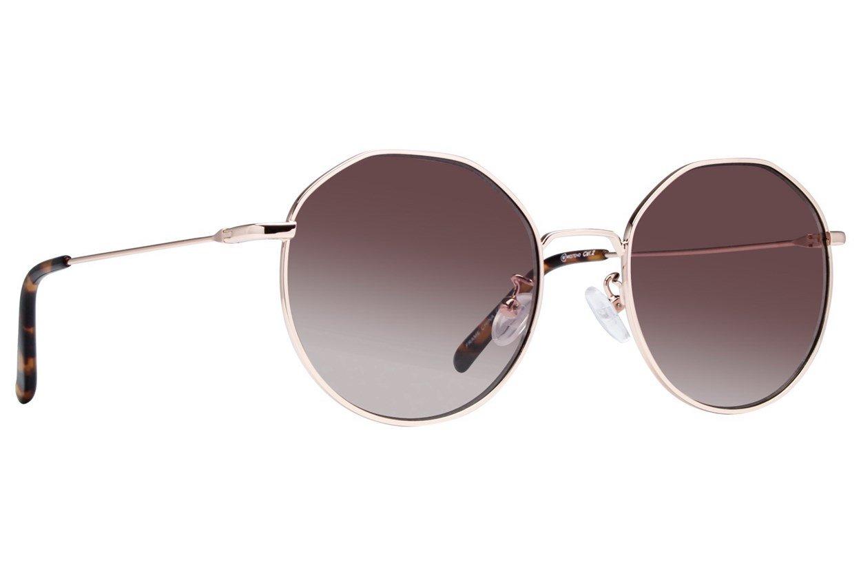 Westend Highbanks Pink Sunglasses