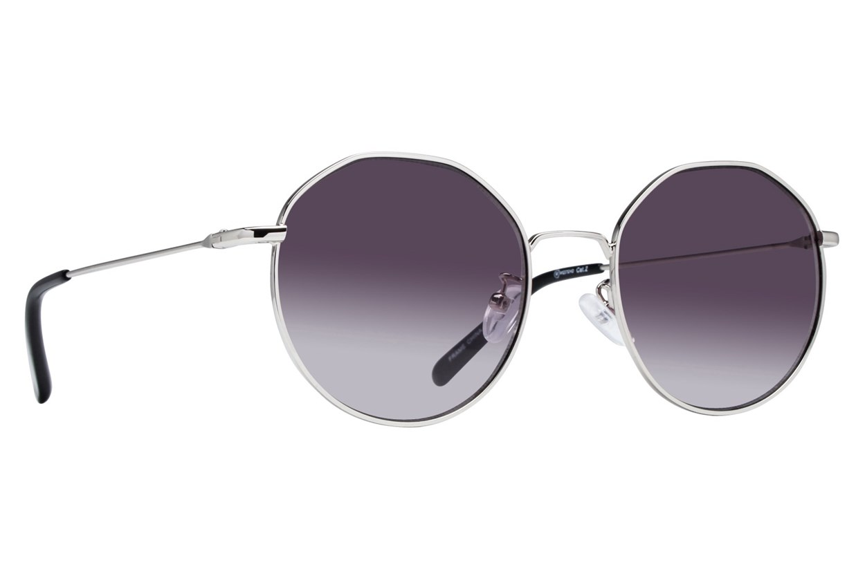 Westend Highbanks Sunglasses - Silver