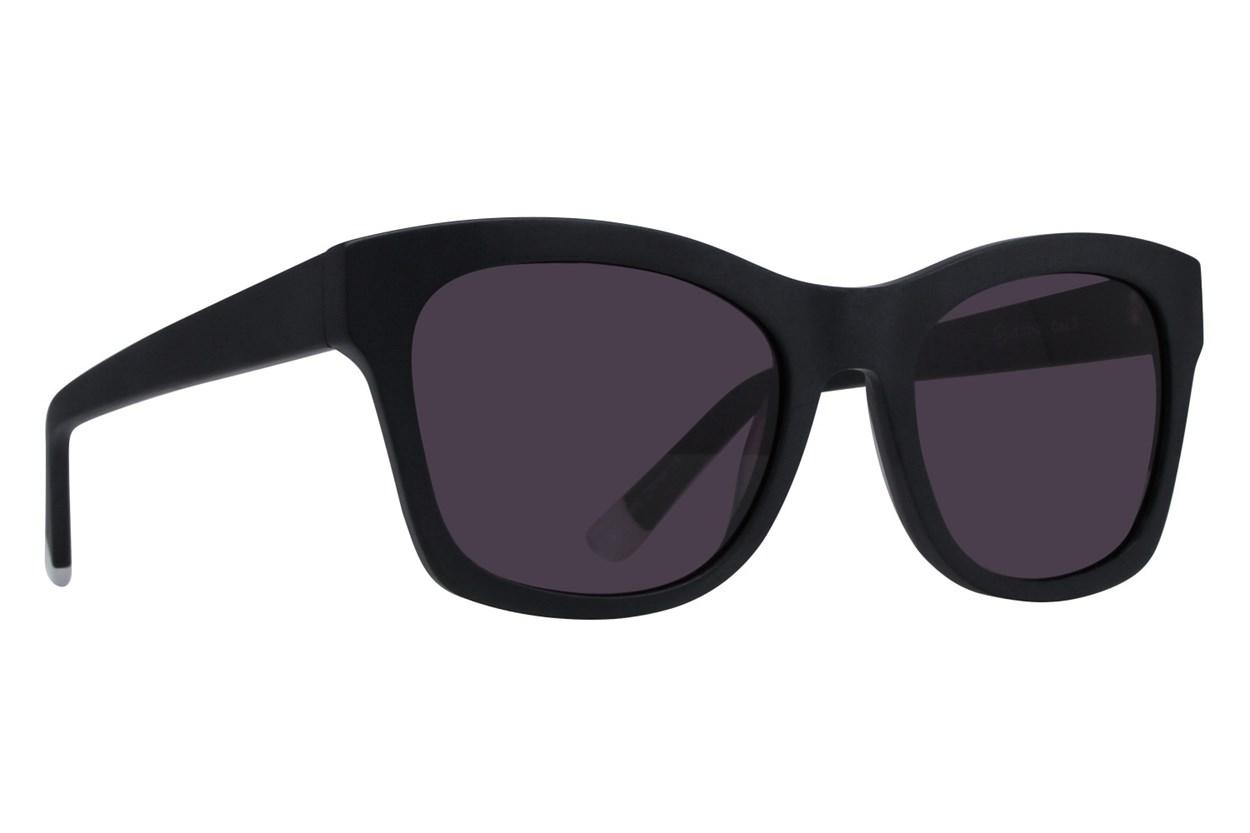 Westend Minerva Park Black Sunglasses