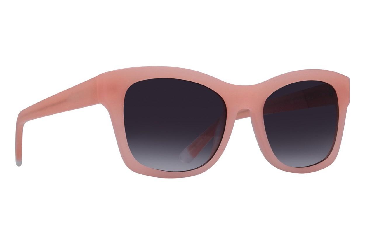 Westend Minerva Park Pink Sunglasses
