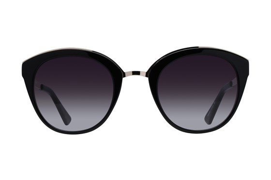 Westend New Albany Black Sunglasses