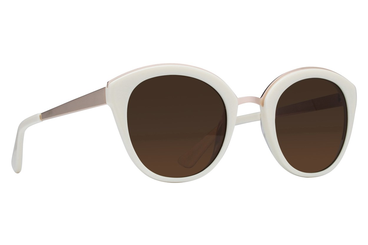 Westend New Albany Sunglasses - White