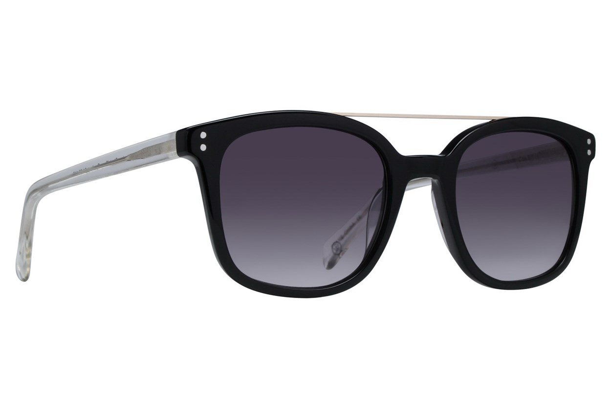 Westend Worthington Black Sunglasses